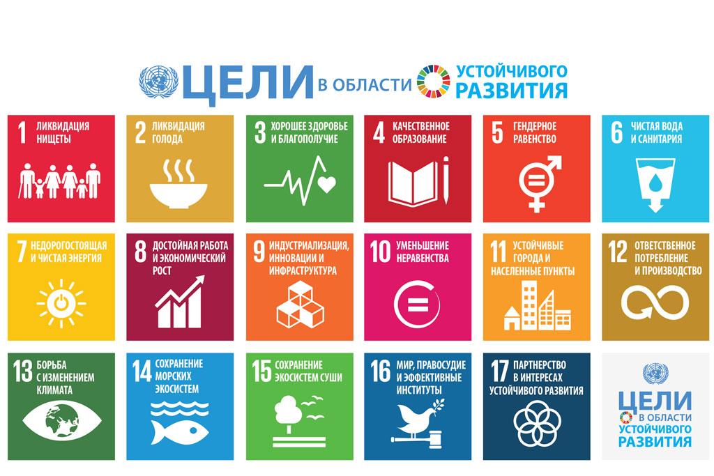 Goals of stable development